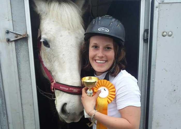 Wedstrijdbegeleiding Paardrijden